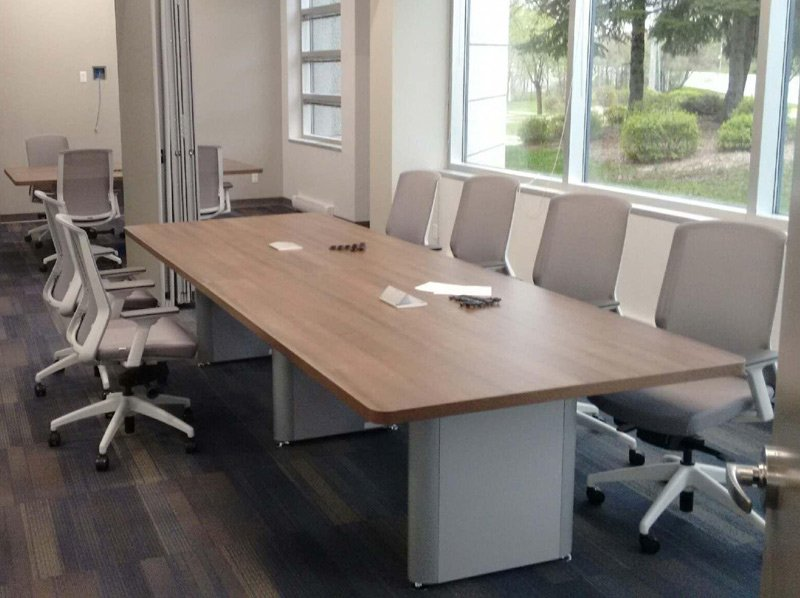 Pictures Of Office Furniture Installation Mississauga Toronto Gta