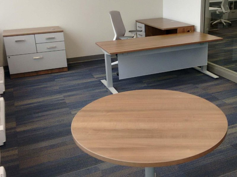 Pictures Of Office Furniture Installation Mississauga