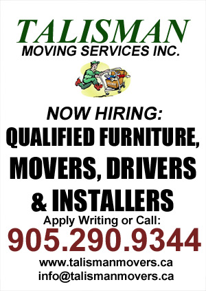 Hiring Office Furniture movers, drivers and installers