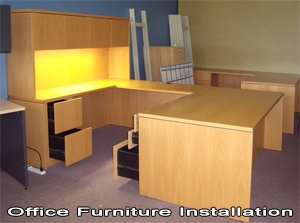 Office furniture installation toronto cubicles workstations gta - Office furniture installers ...