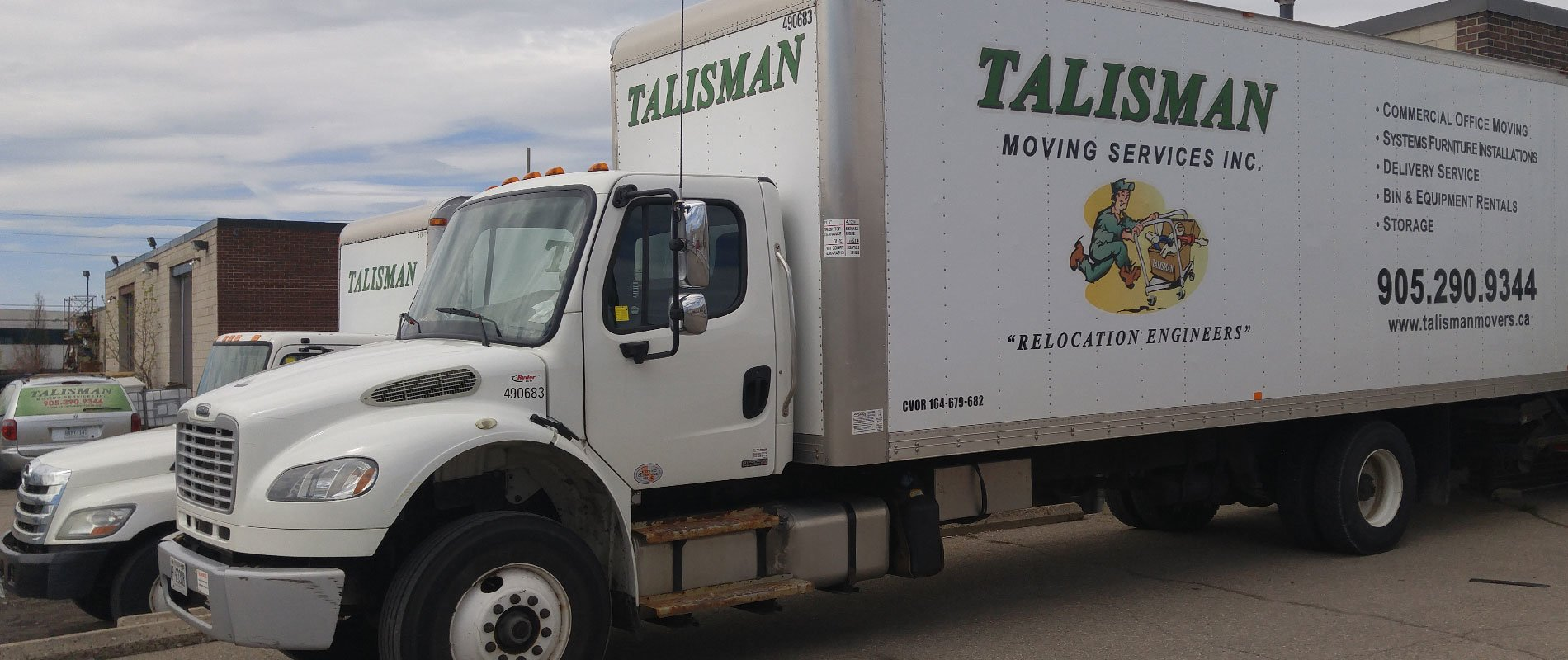 Talisman Movers can dispose your old office furniture